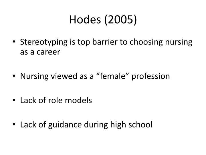 Hodes (2005)