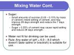 mixing water cont1