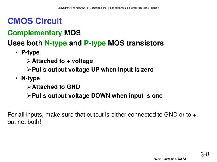CMOS Circuit