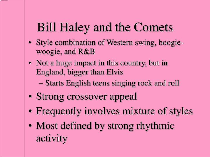 Bill haley and the comets1