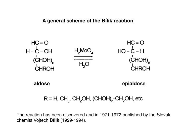 A general scheme of the