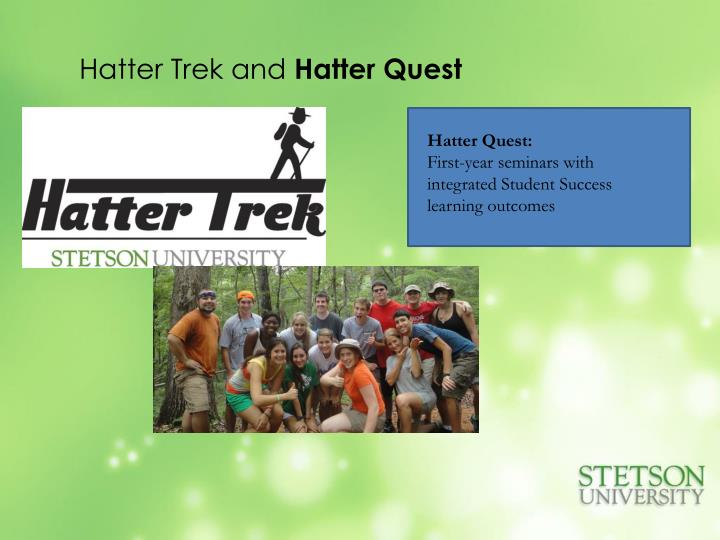 Hatter Trek and