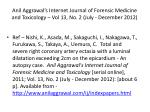 anil aggrawal s internet journal of forensic medicine and toxicology vol 13 no 2 july december 2012