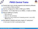 pwg3 central trains