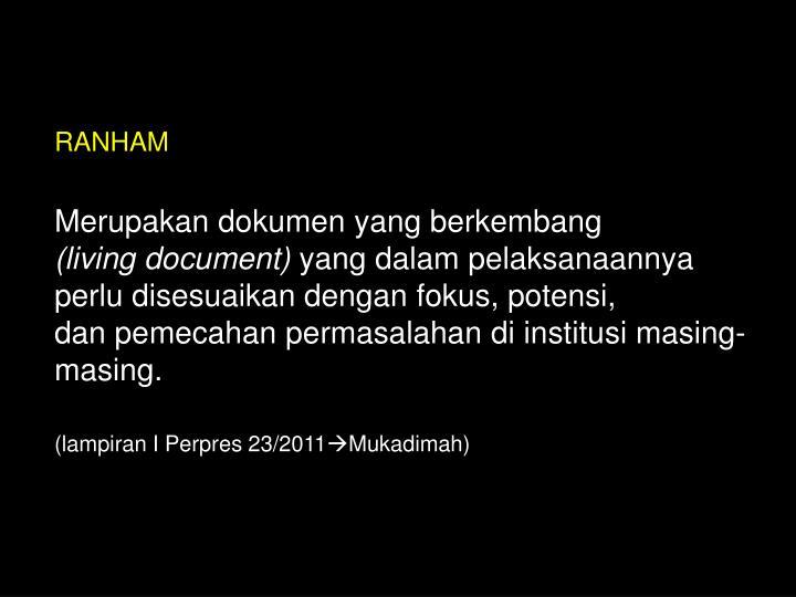 RANHAM