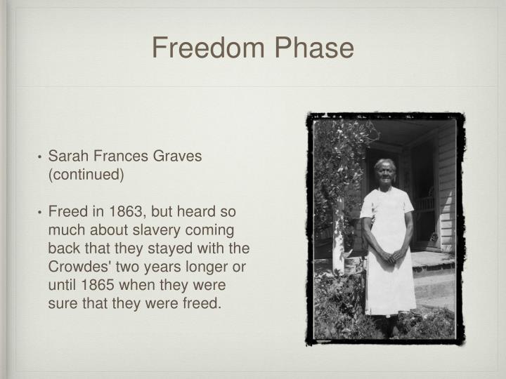 Freedom Phase