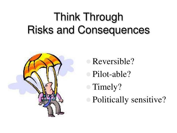 Think Through