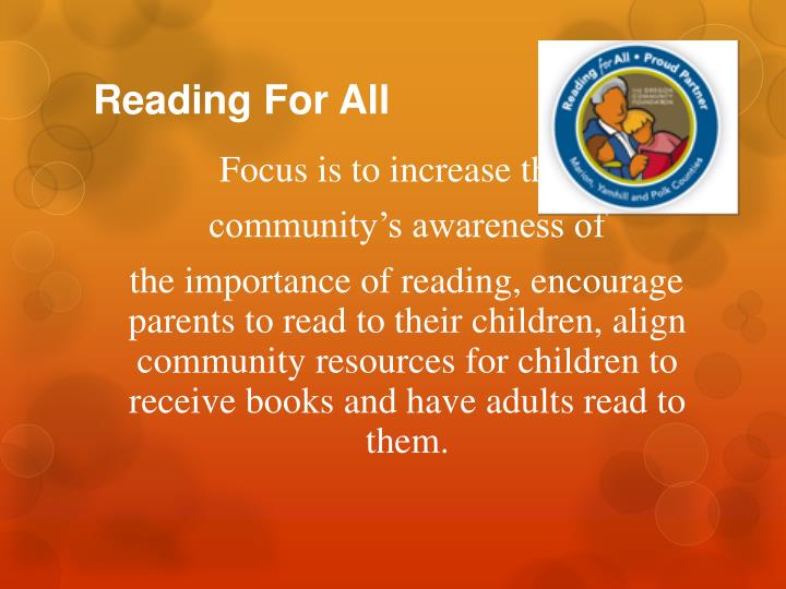 Reading For All