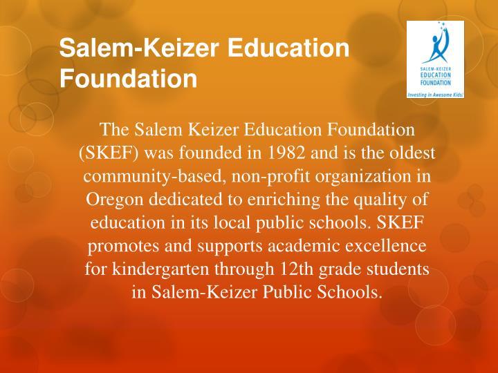Salem-Keizer Education Foundation