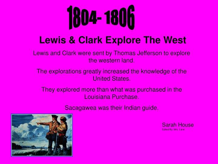 1804- 1806