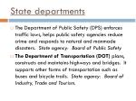 state departments1