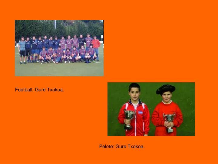 Football: Gure Txokoa.