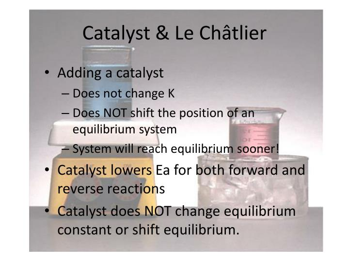 Catalyst & Le