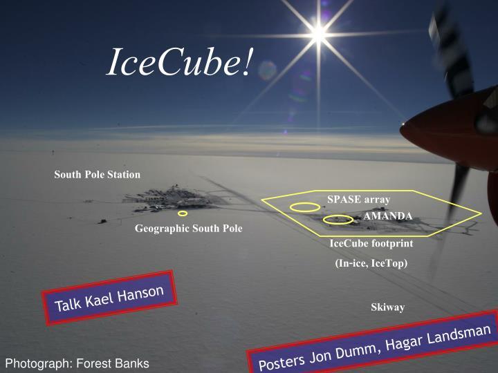 IceCube!