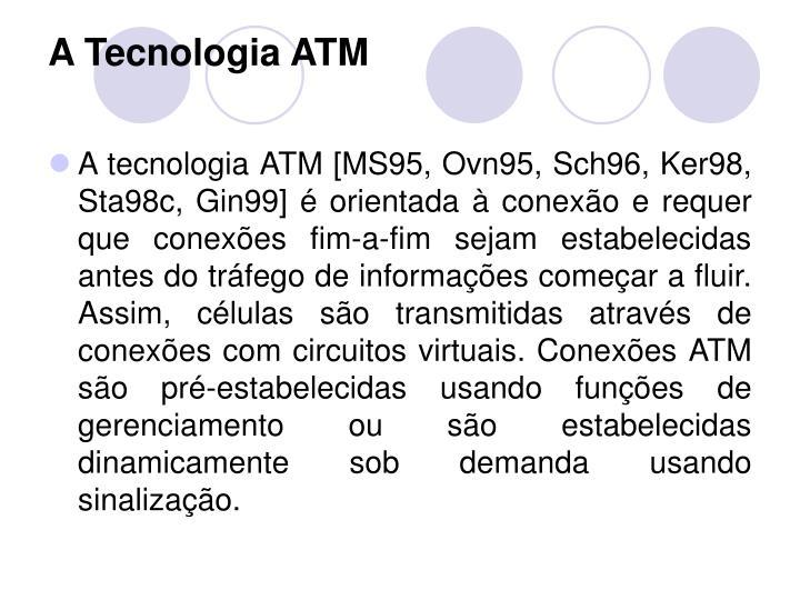 A Tecnologia ATM