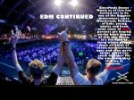 edm continued