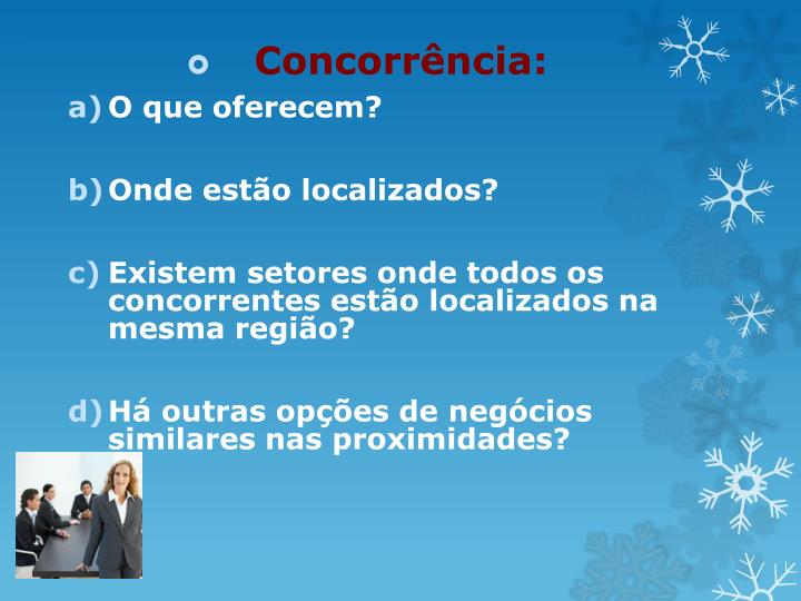 Concorrncia: