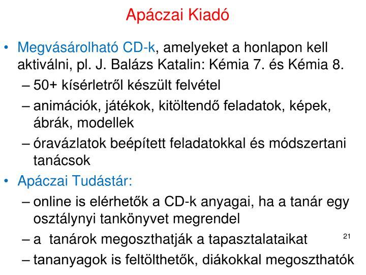 Apáczai Kiadó