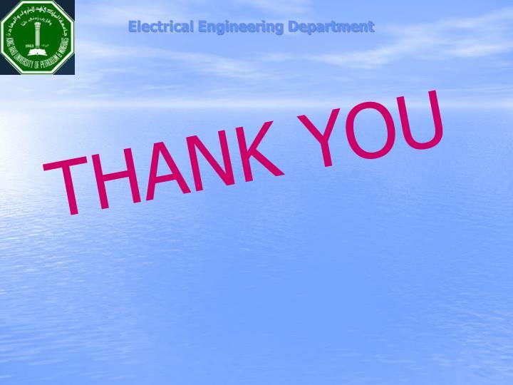 Electrical Engineering Department