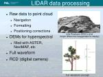 lidar data processing1