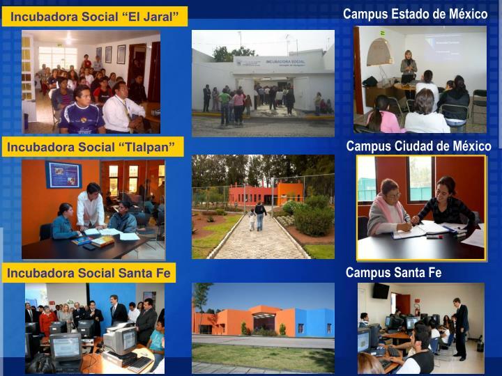 Campus Estado de México
