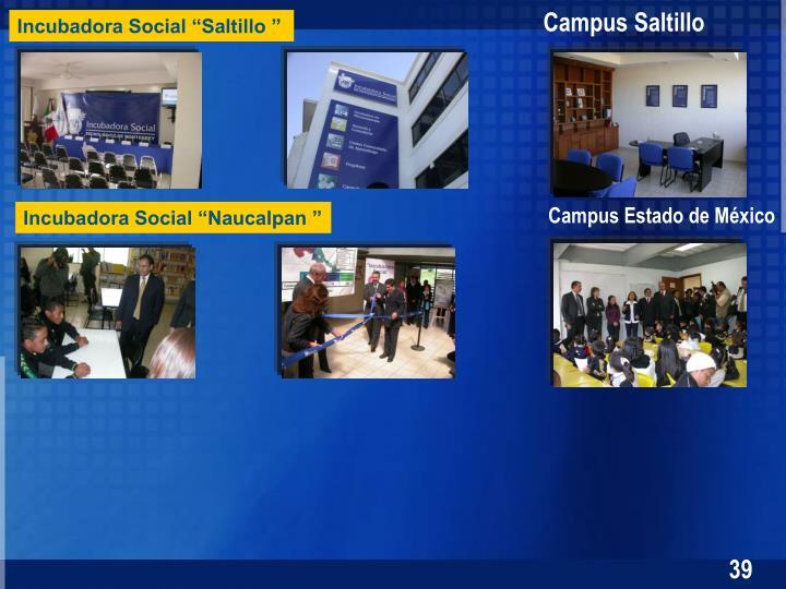 Campus Saltillo