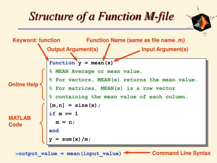 Keyword: function