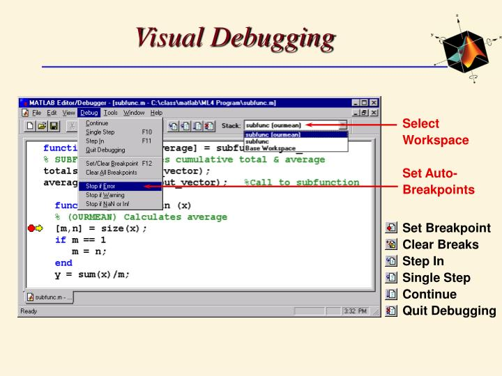 Visual Debugging