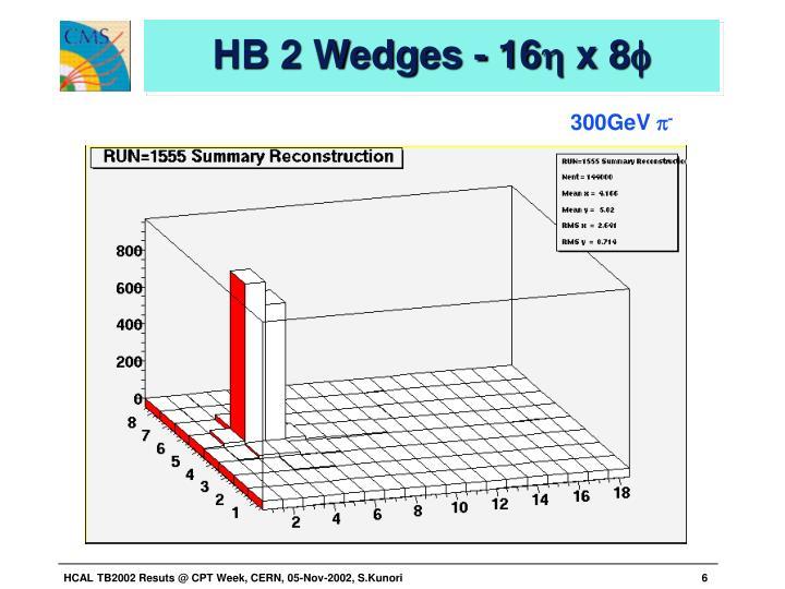 HB 2 Wedges - 16