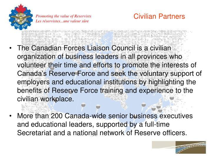 Civilian Partners