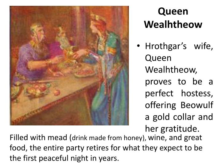Queen Wealhtheow