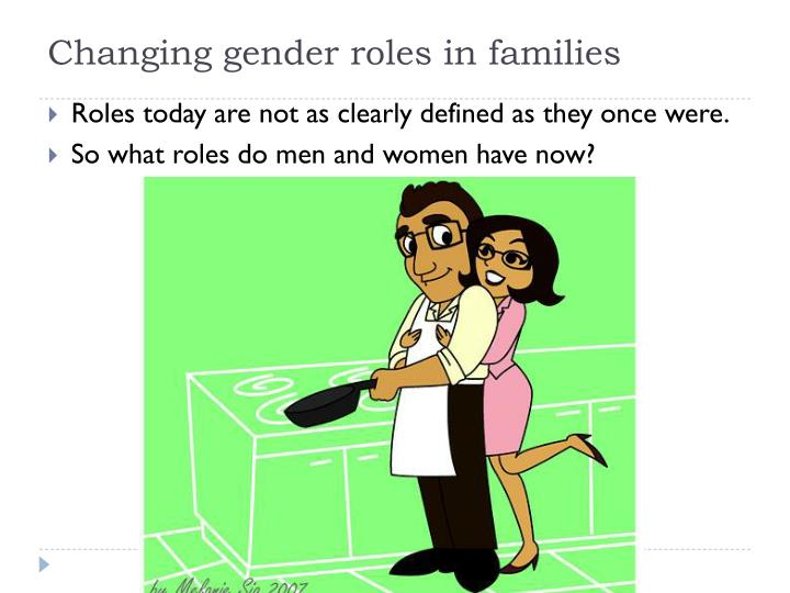 surviving female gender roles Gender roles are the roles that men and women are expected to occupy based on their sex tradi- tionally, many western societies have believed that.