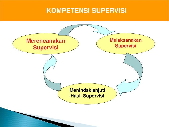 KOMPETENSI SUPERVISI