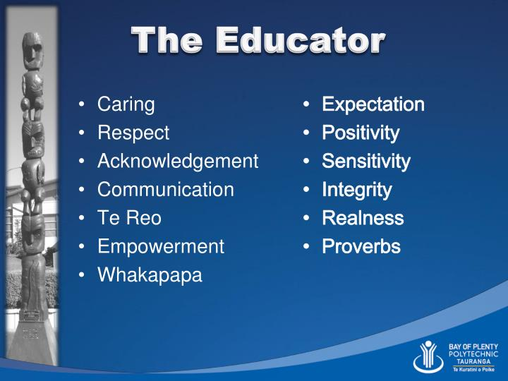 The Educator