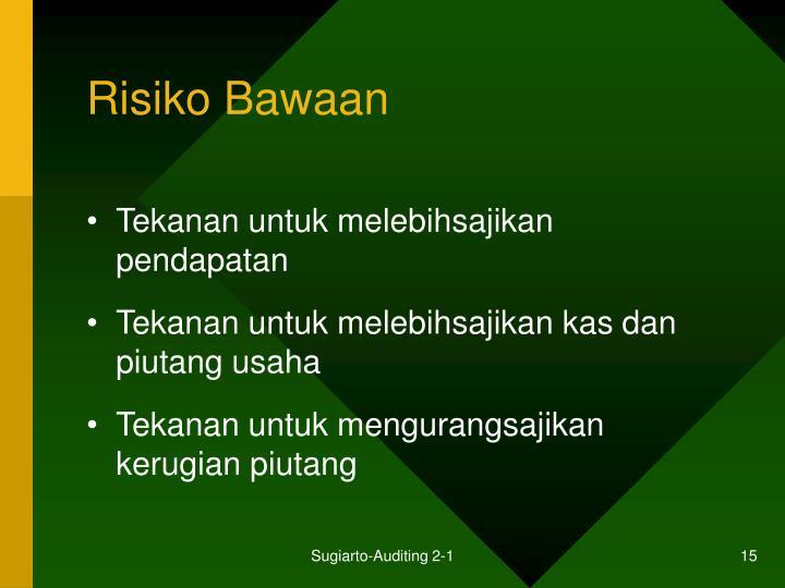 Risiko Bawaan
