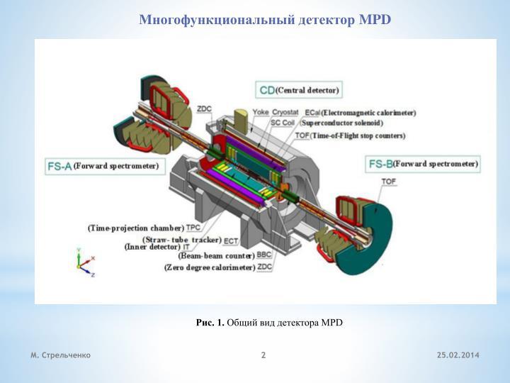 Многофункциональный детектор