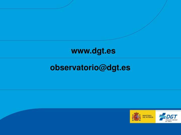 observatorio@dgt.es
