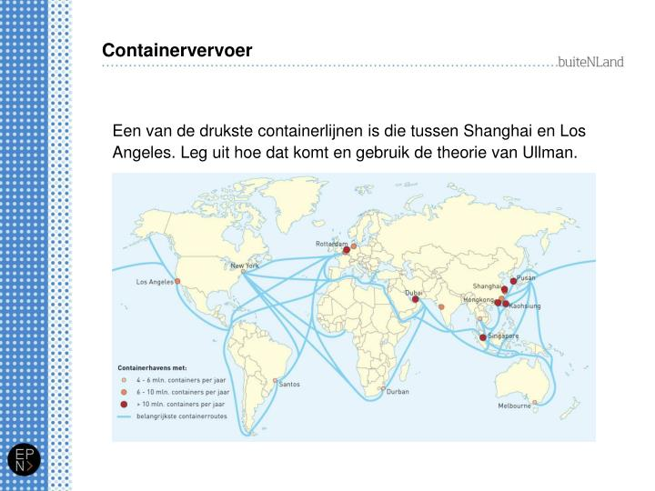 Containervervoer