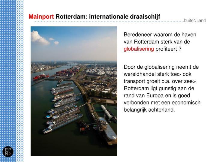 Mainport