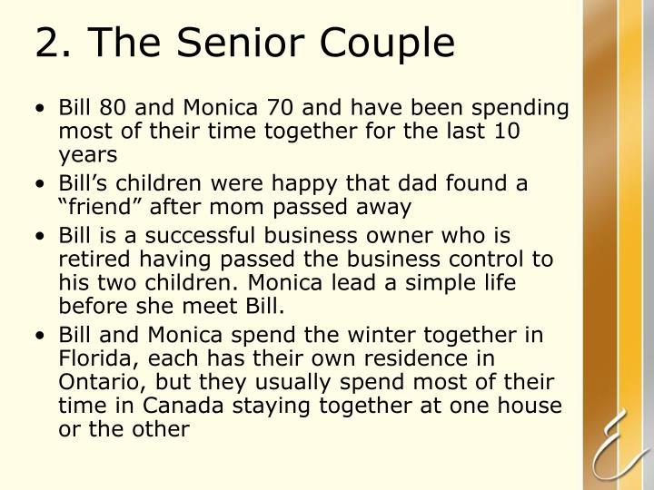 2. The Senior Couple