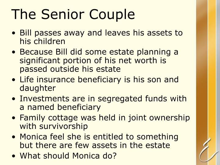 The Senior Couple