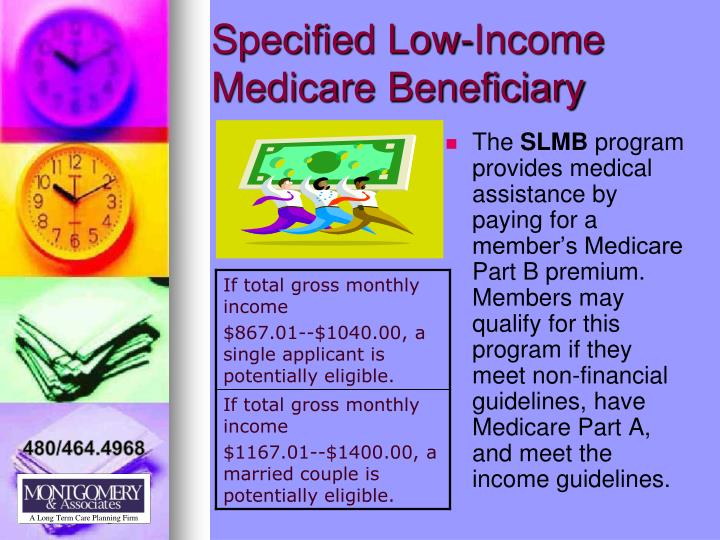 Specified Low-Income