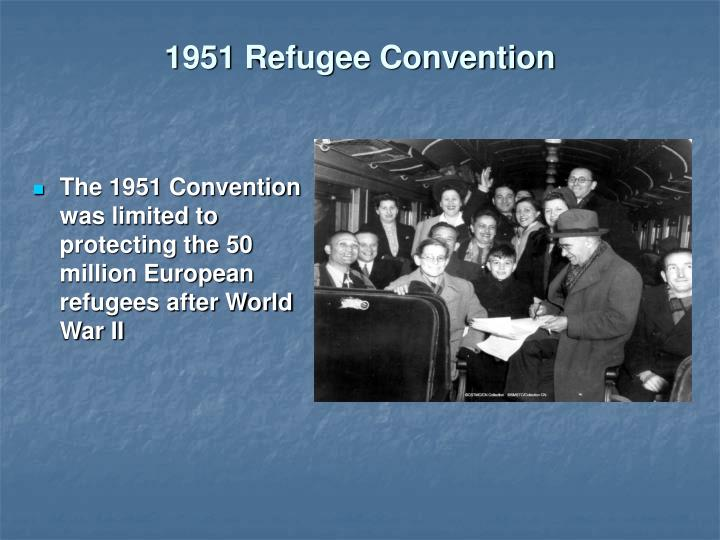 1951 Refugee Convention