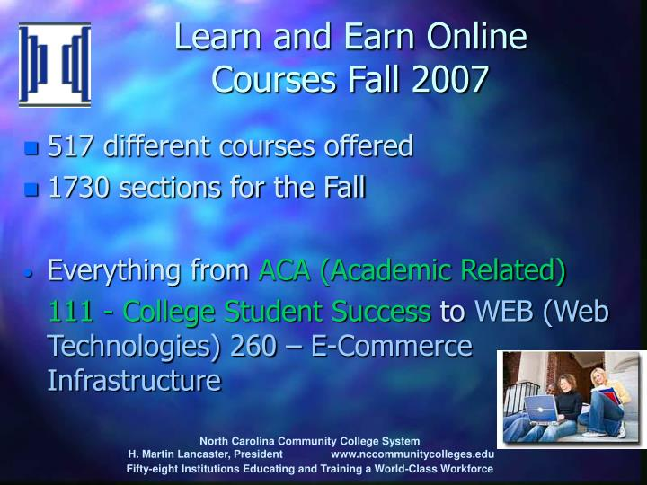 Learn and Earn Online