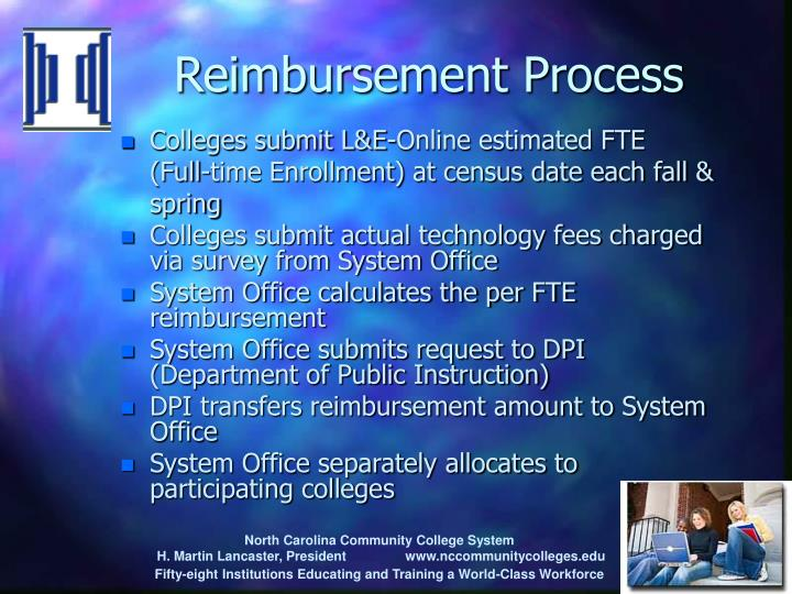 Reimbursement Process