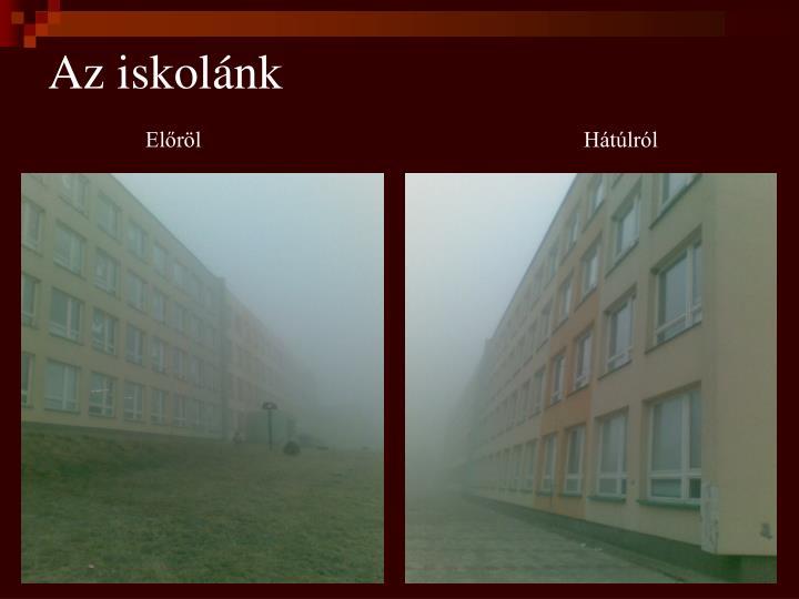 Az iskolánk