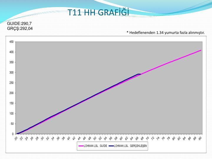 T11 HH GRAFİĞİ