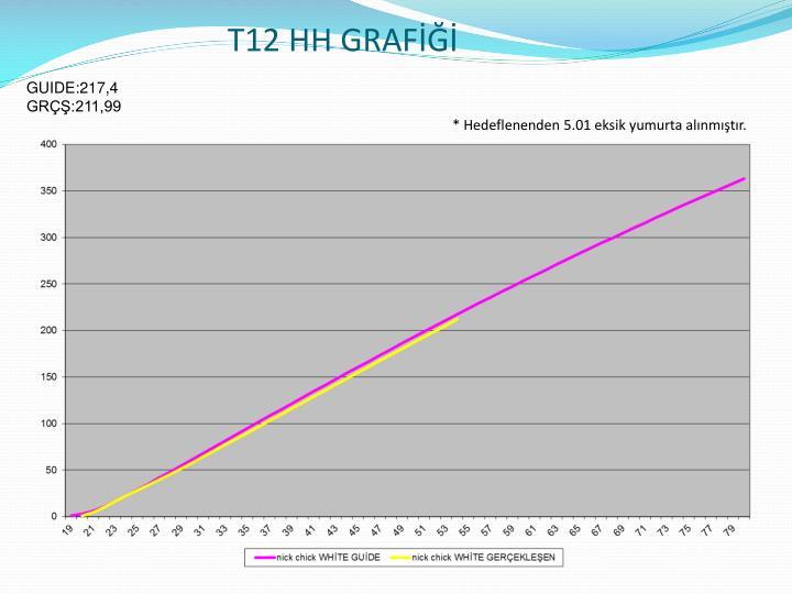 T12 HH GRAFİĞİ