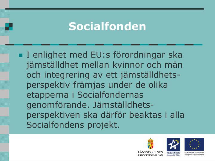 Socialfonden
