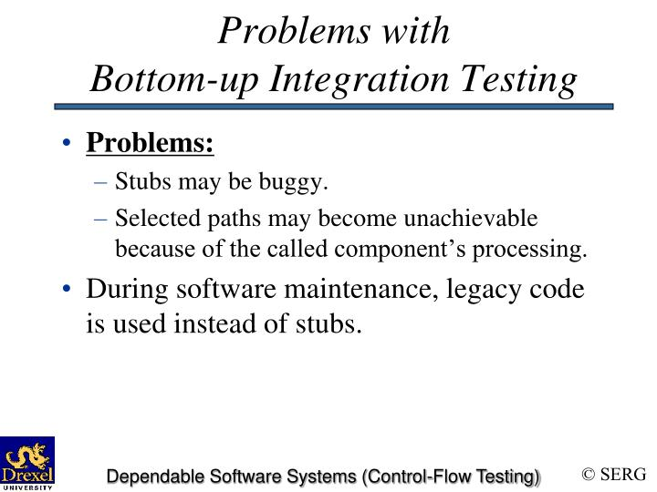 Problems with
